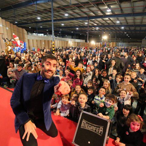 Rafa Duran presetador cómico eventos y galas