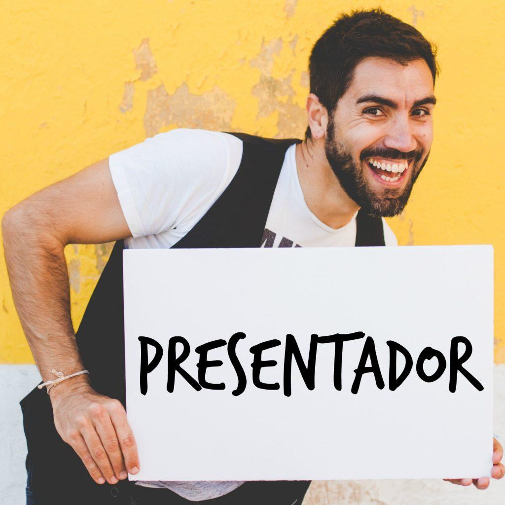 RAFA DURÁN PRESENTADOR DE TELEVISIÓN Y EVENTOS